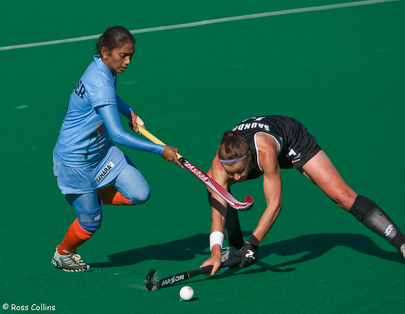 Black Sticks 1 vs. India 3 2010