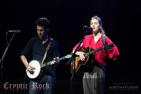 Kevin Costner & Lily Costner