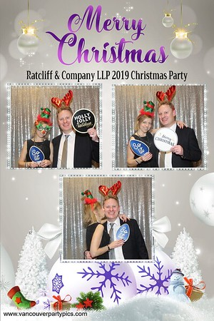 Ratcliff Holiday Party