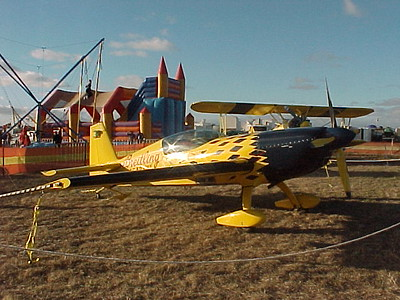 Avalon Airshow 2001.