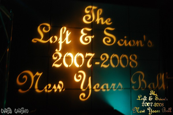 New Years Eve at the Loft