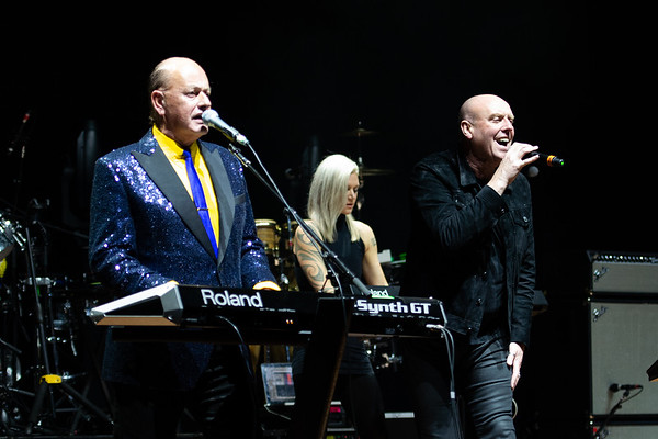 Heaven 17, Royal Concert Hall, Nottingham - 09/11/19