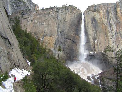 Yosemite Winter Treks: Feb 13-15, 2016