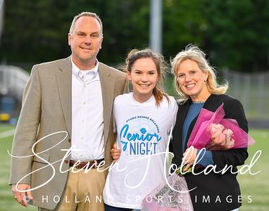 Soccer Varsity Girls - Stone Bridge Senior Night 5.14.2019 (by Steven Holland)