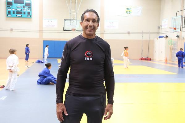 Alexander Mikhalin 2015 Tech Judo