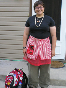 2006:  School Pics, First Day