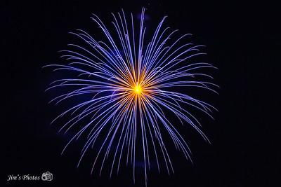 Fireworks - Barabooms - July 04, 2020