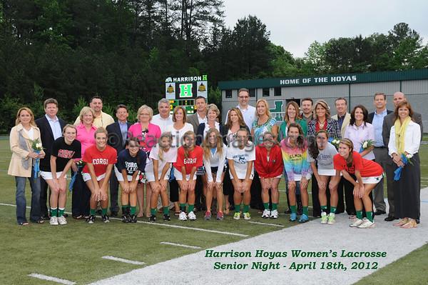 2012 WV: Harrison v Hillgrove - SR. Night (4-18-12)