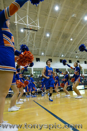 Region Playoff's Bruins VS Rome  (7-AAAA)* 12 Feb 2011