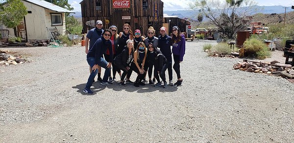 5-10-19 Eldorado Canyon ATV/RZR & Goldmine Tour
