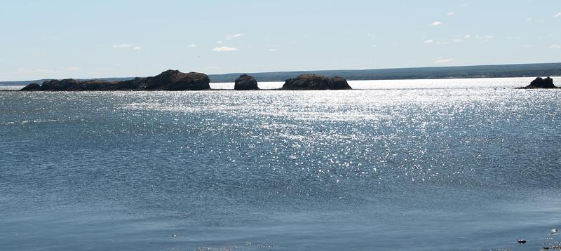 Caraquet, northern New Brunswick