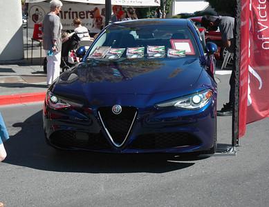 Oak Bay Collector Car Show - Alfa Romeo 2017