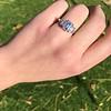 2.50ctw Emerald Cut Diamond 3-stone Ring, GIA E VS1 20