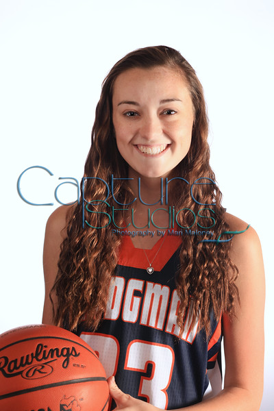 2017-2018 Bridgman Basketball Girls Teams