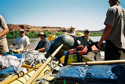 Cataract Canyon White-Water Trip - Utah  2005