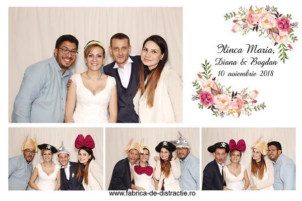 Ilinca Maria, Diana si Bogdan - Nunta+Botez Ploiesti