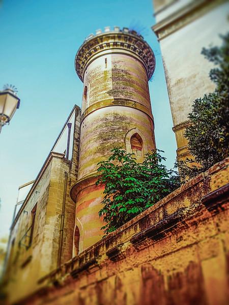 Castle in Lecce