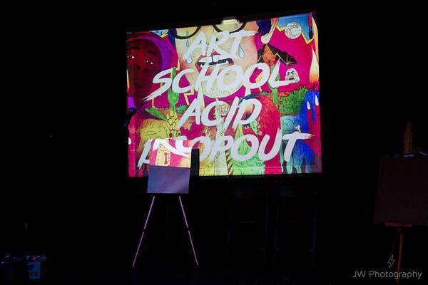 Art School Acid Dropout 9/16/16 @ the Creek & the Cave