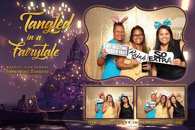 KHS Sophomore Banquet 2019