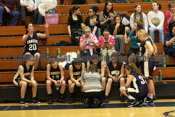 NR Girls Basketball vs Olmsted Falls 12/19