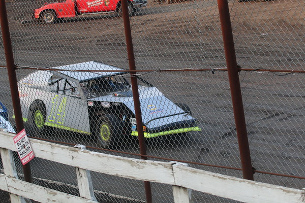 Aug. 7, 2021 - Macon Speedway