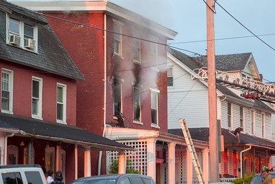 300blk W Lincoln Hwy - Coatesville - House Fire