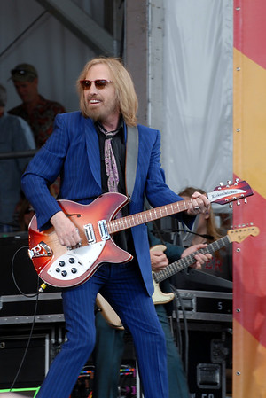 tom petty jazz fest 12
