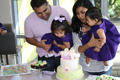 Ariana's Birthday / Rey Family