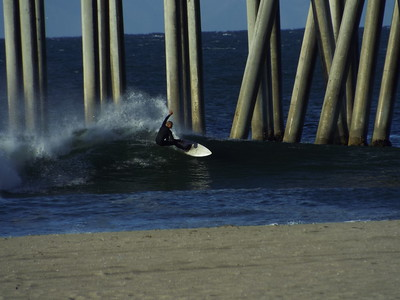 2/4/20 * DAILY SURFING PHOTOS * H.B. PIER