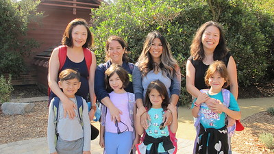 LCE 1st-Graders Visit Descanso Gardens for Nature Class