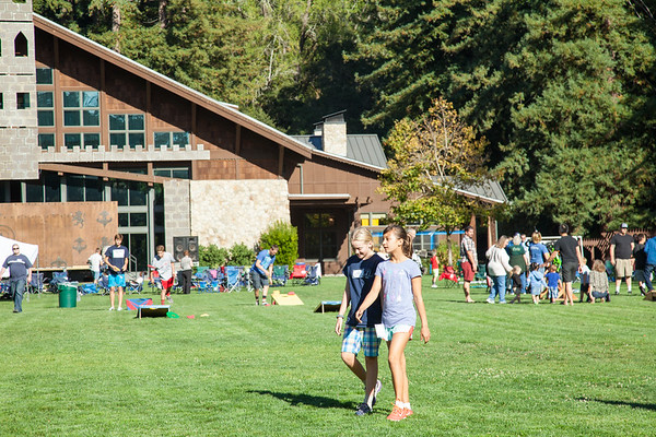 2015 Labor Day Family Camp - Sept 4–7