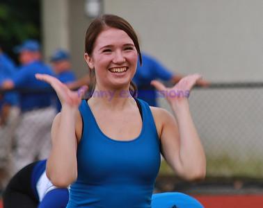 Dance Team vs Wellesley 2011