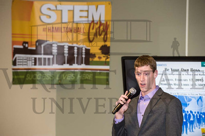 15287 CoSM STEM City Outreach, Be Your Own Boss Entrepreneurship in Science & Mathmetics 2-17-15