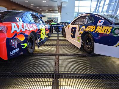 Hendrick Motorsports Shops - Charlotte - 26 Sept. '19