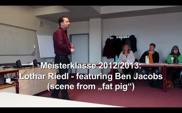 2013-04 Meisterklasse Videos