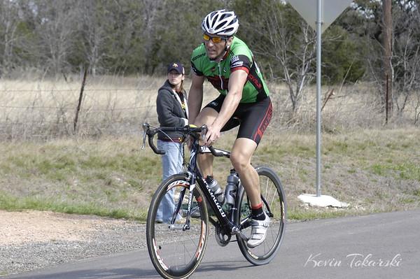 Walburg Classic Road Race, February 24, 2007