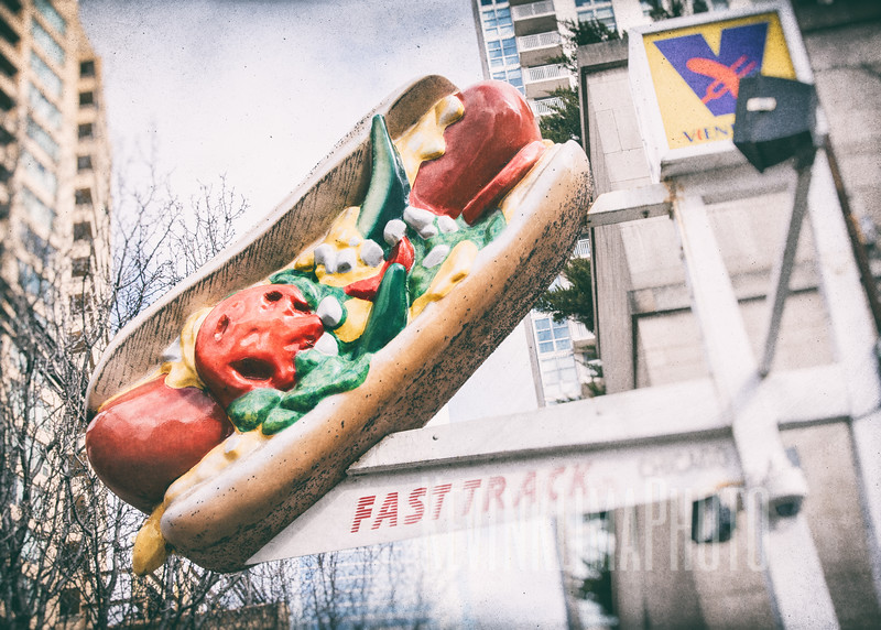 Fast Track - Chicago-Style Hot Dog