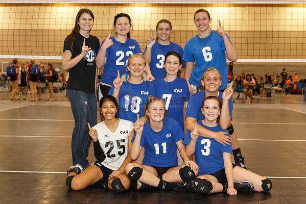 2013 Attack - Volleyball Festival - Day 5