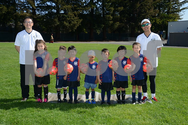 4-27-19 Cup AYSO 2 Teams