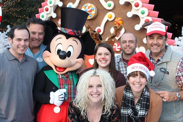 Walt Disney Imagineering Holiday 2017