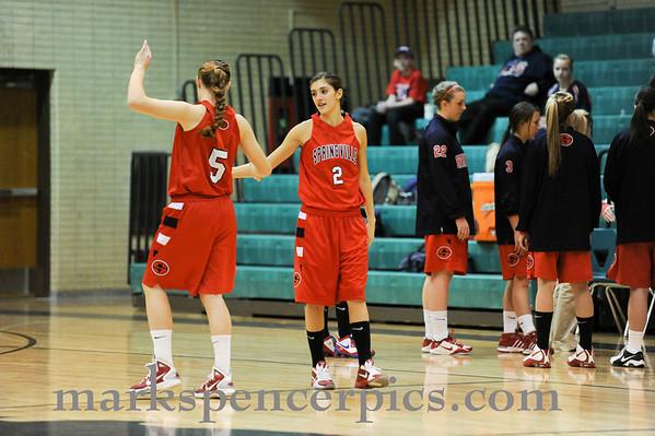 Basketball SVG vs Payson 2-10-2011