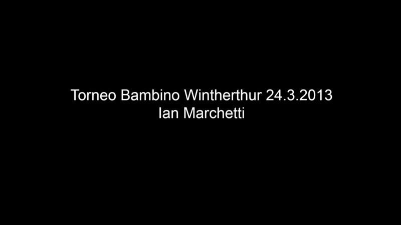 Torneo Wintherthur 24.3.2013