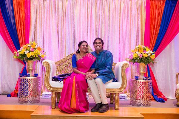 Harini Sanjeev Reception