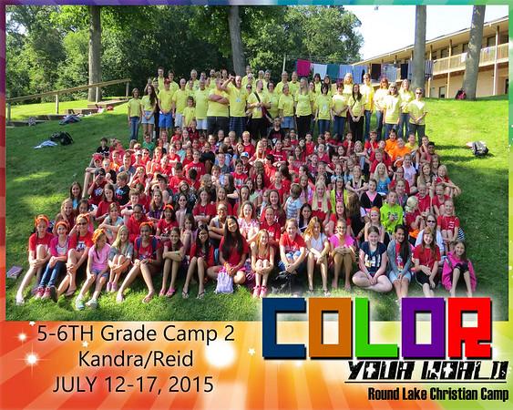 5-6th Grade Camp 2
