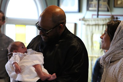 Paisios McPherson Baptism