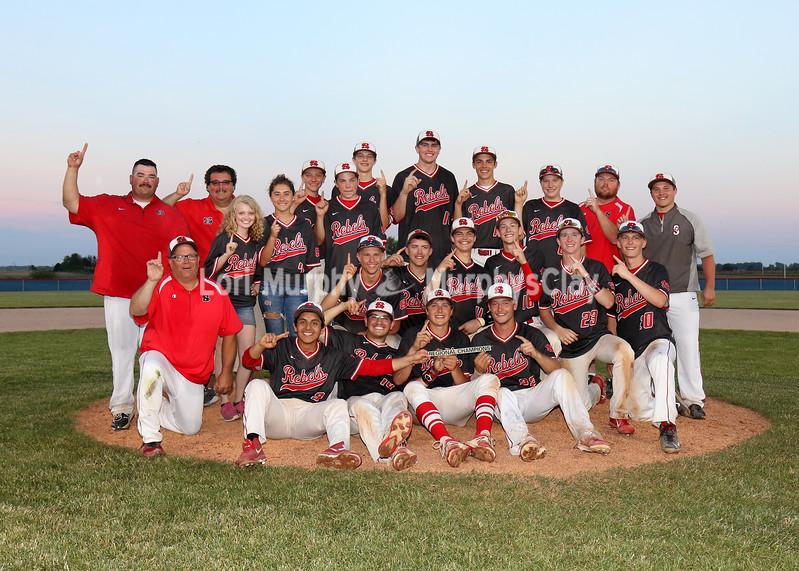 SN Baseball Regional Champions 2017