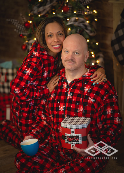 Roe & Harold Christmas 2020