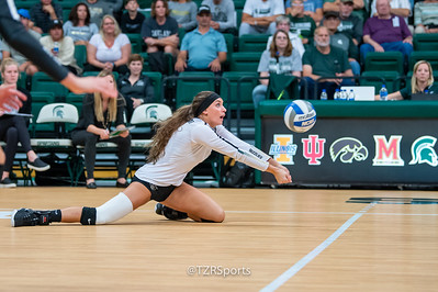 OU VB @ Michigan State 9/12/2019