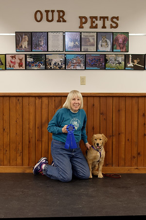 Puppy Class Jan-Feb 6:15PM 2019