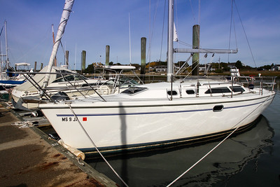 2002 Catalina 320